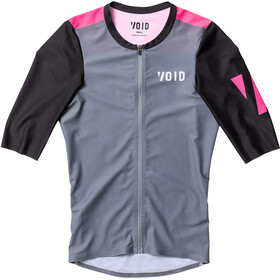 VOID Vortex Kurzarm Trikot Herren rock grey